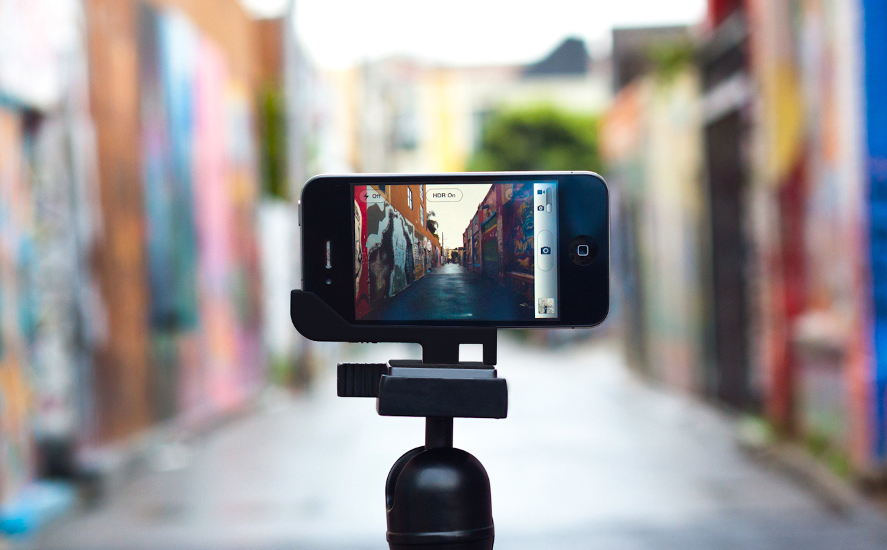 Mobile Video And Photography: Tripod For Mobile Photography: A Review Of Mini Tripod